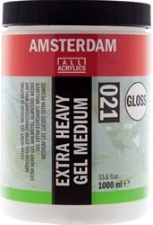 AMSTERDAM EXTRA HEAVY GEL GLANS 1000 ML.