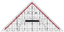 Linialen/driehoeken