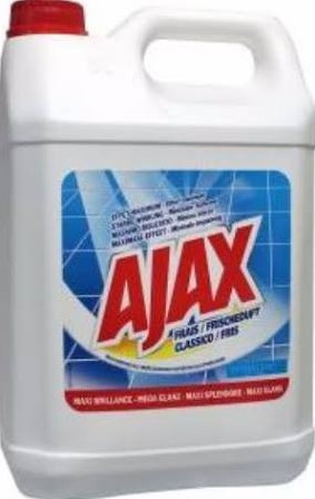 AJAX ALLESREINIGER FRIS 5 LITER