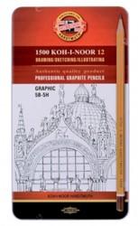 Koh-I-Noor Graphic set 5B-5H