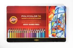 KOH-I-NOOR Polycolor kleurpotloden 36 st