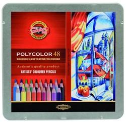 KOH-I-NOOR Polycolor kleurpotloden 48 st