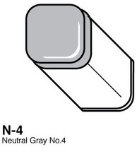 Copic Navulling N4