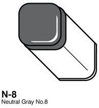 Copic Navulling N8