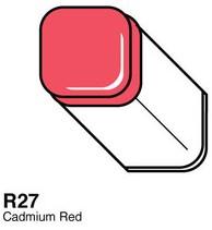 Copic Navulling R27