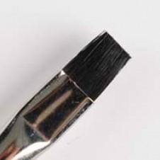 Olie-/acryl penseel runderhaar