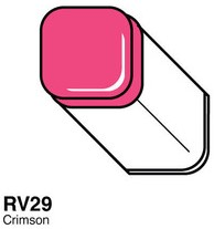 Copic Navulling RV29