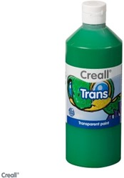 CREALL TRANS 500 ML GROEN