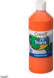 CREALL TRANS 500 ML ORANJE
