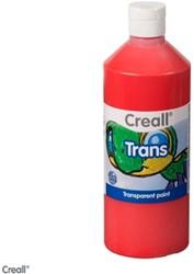 CREALL TRANS 500 ML ROOD