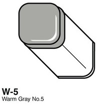 Copic Navulling W5