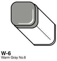 Copic Navulling W6