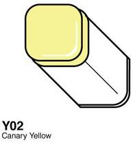 Copic Navulling Y02