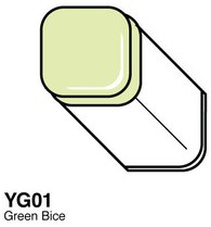 Copic Navulling YG01