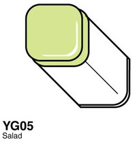 Copic Navulling YG05