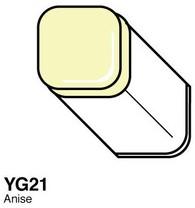 Copicmarker YG21