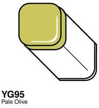 Copic Navulling YG95