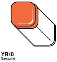 Copic Navulling YR18