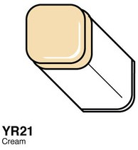 Copicmarker YR21