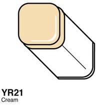 Copic Navulling YR21